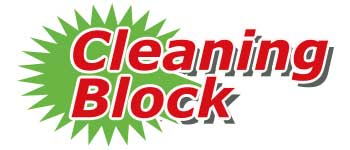 Cleaning Block logo
