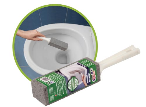 Cleaning Block WC with handle